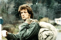 Sylvester Stallone in: Rambo I