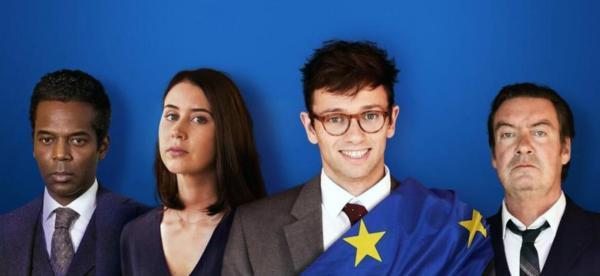 Bild 1 von 1: Die EU verfügt derzeit über 24 Amtssprachen. Und trotzdem soll es irgendwie gelingen, dass Brüssel mit einer Stimme spricht. Dass das nicht immer einfach ist, erzählt die deutsch-französisch-belgische Serie ?Parlament? auf humorvolle Weise.