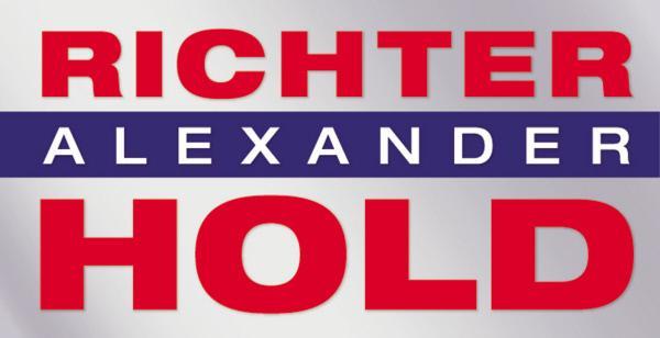 Bild 1 von 12: Richter Alexander Hold - Logo
