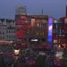 Sommernacht in Hamburg