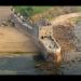 Im Flug über Chinas Große Mauer