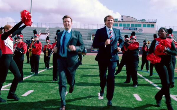 Bild 1 von 17: Mitch (Jason Sudeikis, l.), Cam Brady (Will Ferrell)