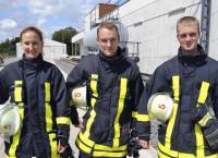 Brandgefährlich - Prüfung bei der Feuerwehr