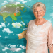 Mit 80 Jahren um die Welt