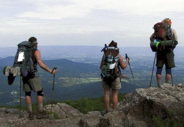 Durch die Wildnis Amerikas - 3000 Kilometer zu Fuß