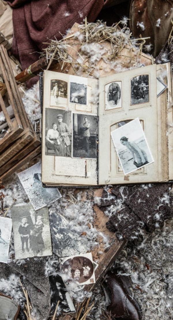 Das Geheimarchiv im Warschauer Ghetto