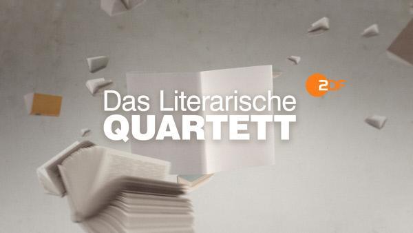 """Bild 1 von 1: Logo """"Das Literarische Quartett""""."""